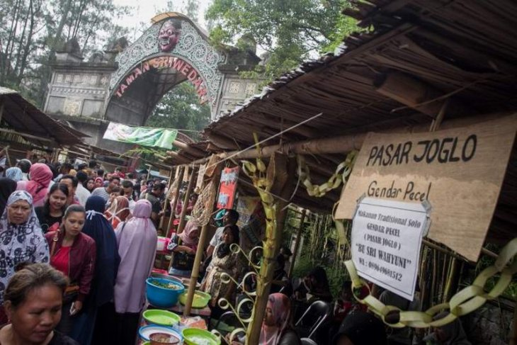 Pasar kuliner tradisional