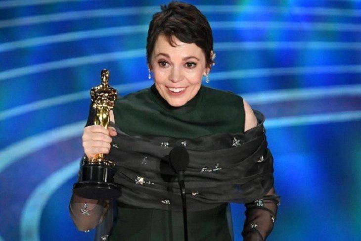 Olivia Colman jadi aktris terbaik Oscar 2019