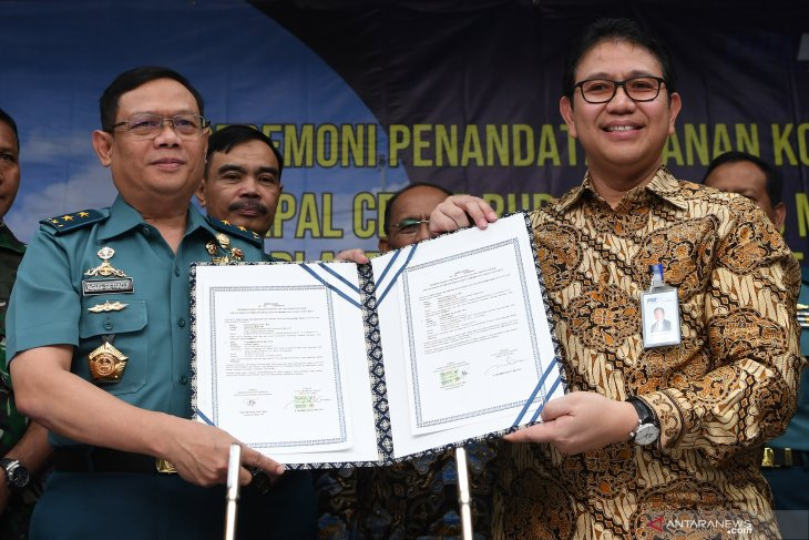 Defense Ministry, PT PAL Indonesia to build fast missile boats