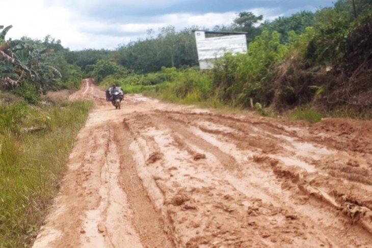 Corona, dana pembangunan infrastruktur APBD Sintang tahun 2020 nol rupiah