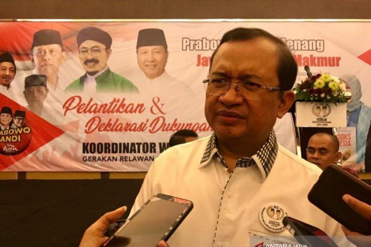 Jelang Pilpres, BPN Sesalkan Aksi Penolakan Prabowo-Sandi