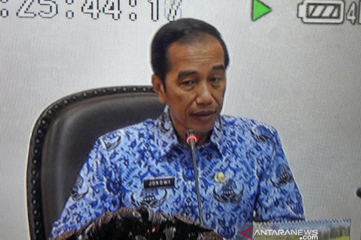 Land conflicts between residents and concessionary companies still occur: Jokowi