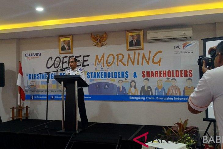 KSOP Pangkalbalam datangkan kapal cepat tujuan Jakarta