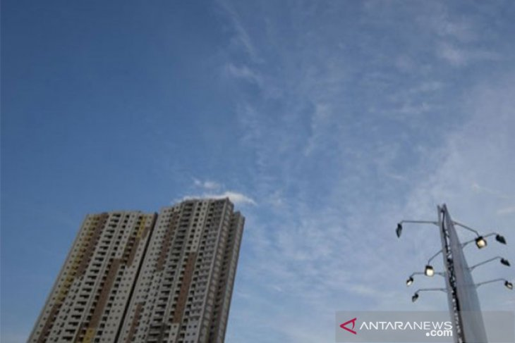 Cuaca cerah berawan sambut Jakarta Rabu pagi, kata BMKG
