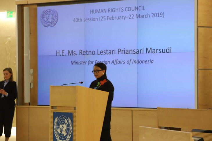 Indonesia is partner for democracy, development, and social justice: FM