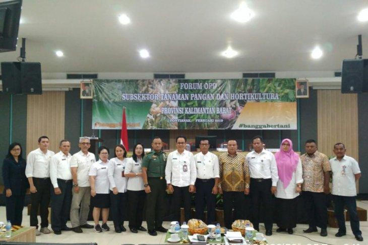 Forum OPD Tanaman Pangan dan Hortikultura kalbar bahas perencanaan 2020