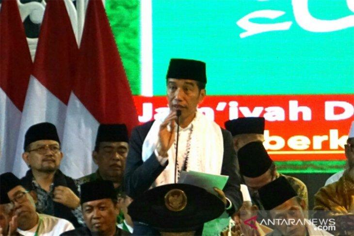 Presiden Jokowi: NU terdepan jaga Pancasila