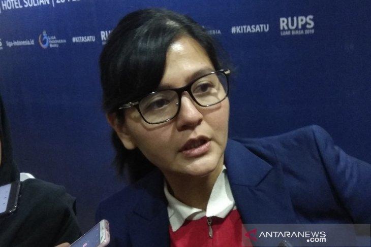 Anggota Exco Haruna Soemitro sebut Ratu Tisha masih Sekjen PSSI