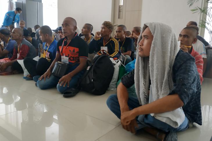 Malaysia kembali deportasi PMI