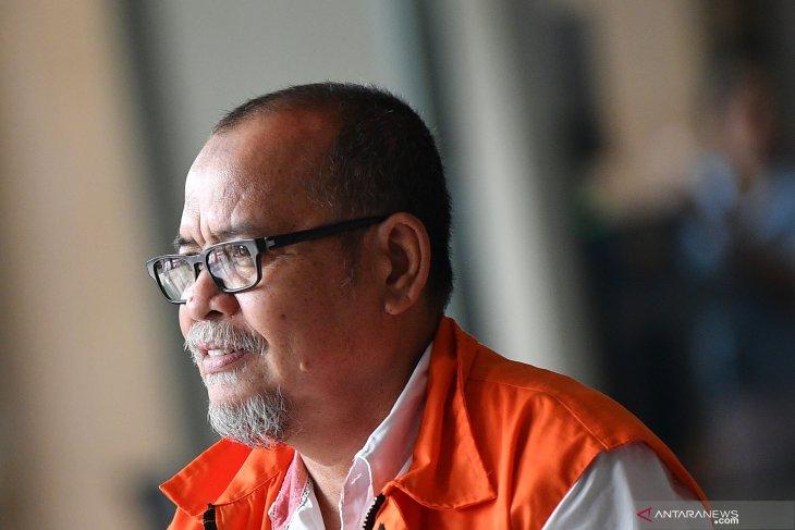 KPK panggil tujuh saksi kasus korupsi proyek jalan di Bengkalis, kerugian Rp41 miliar
