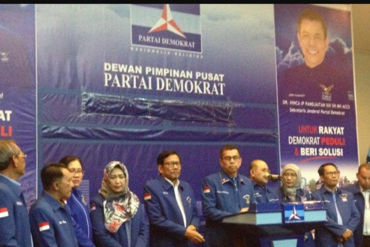 SBY berikan mandat pemenangan Pemilu 2019 kepada AHY