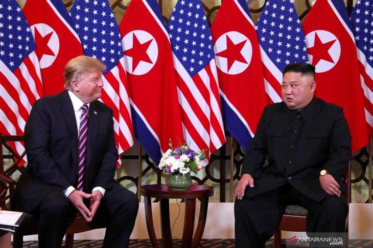 Kim Jong Un doakan Trump lekas pulih