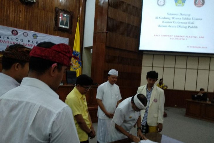 Gubernur Bali siap tuntaskan TPA Suwung