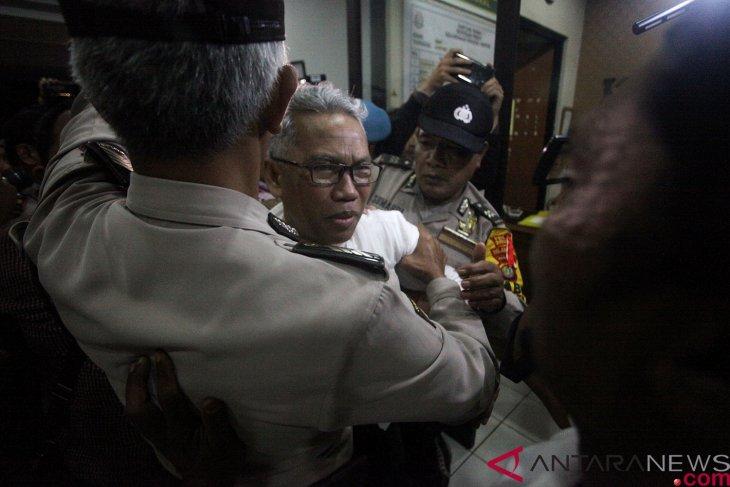 Buni Yani dieksekusi masuk penjara Gunung Sindur