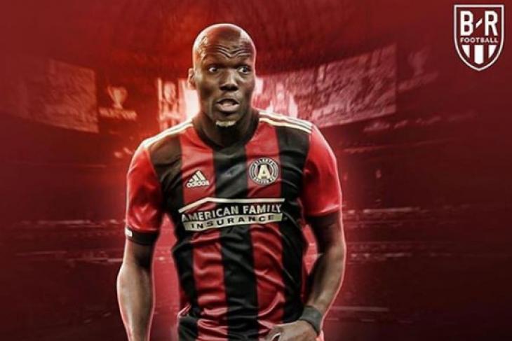 Florentin Pogba bergabung dengan juara MLS Atlanta United