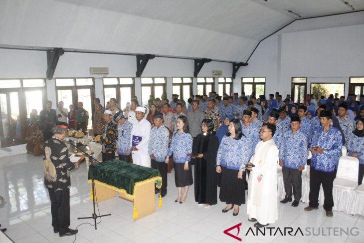 Mahasiswa Polbangtan Bogor kembangkan usaha itik petelur