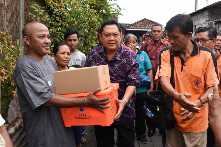 Wali Kota Denpasar bantu korban kebakaran
