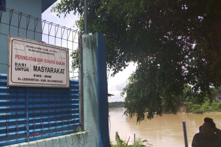 PJT: Bengawan Solo Cenderung Surut