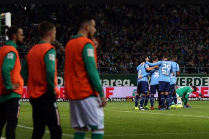 Leverkusen kejutkan Munchen, cetak tiga gol pada babak kedua