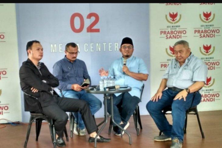 BPN Prabowo-Sandi dorong revisi UU ITE