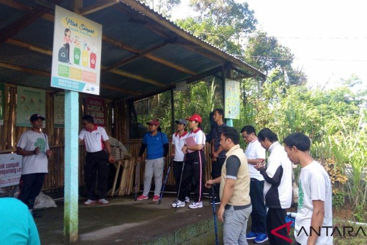 Pabrik Aqua Mambal perkenalkan ekowisata Jempanang D'Alas