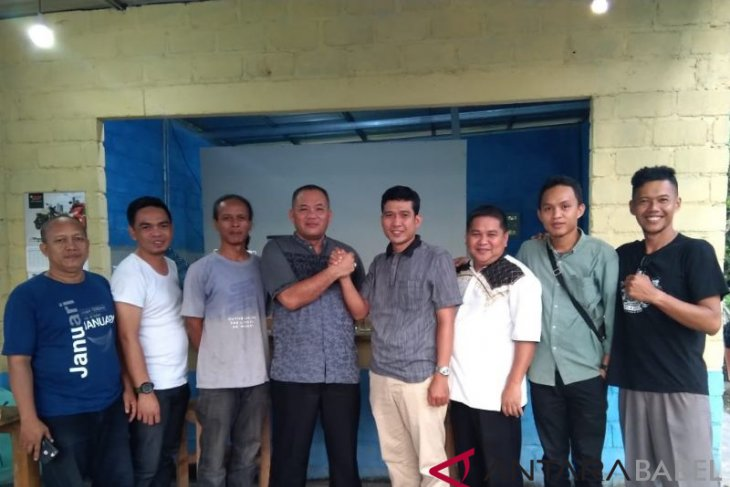 Ketua DPRD Bangka Barat ajak Pokja Wartawan bangun daerah