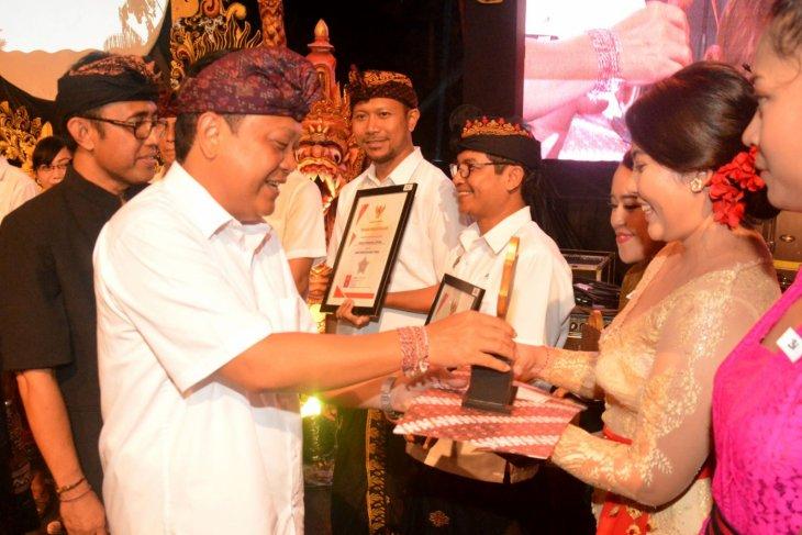 Ribuan pengunjung padati Malam apresiasi HUT ke-231 Kota Denpasar