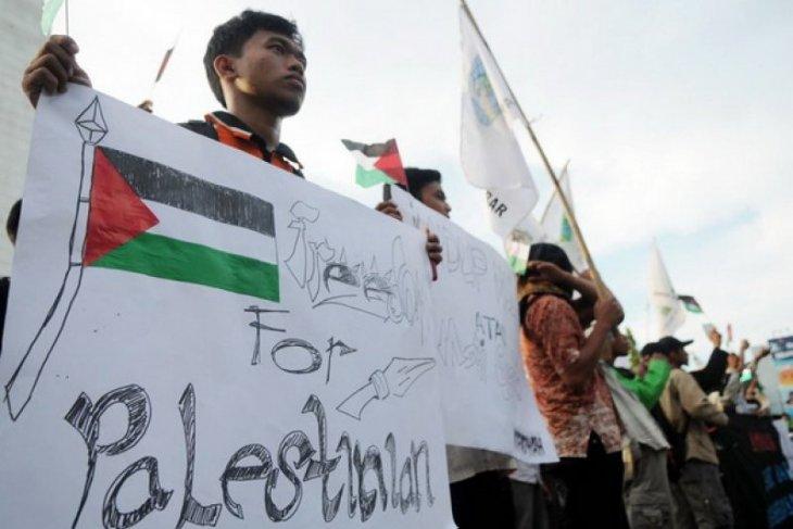 Indonesia setia dukung Palestina