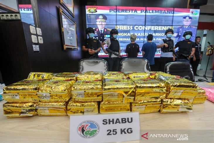 Drug producers and dealers are Indonesia`s number one enemy