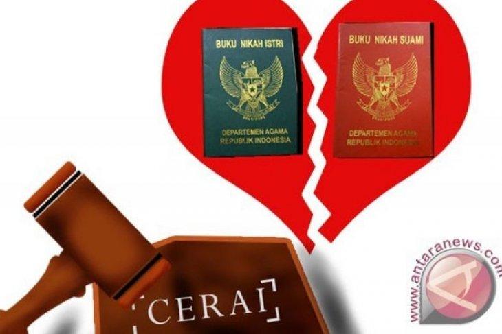 Istri gugat suami di Aceh Jaya terus meningkat