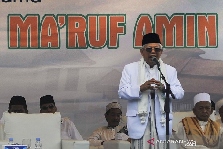 Let`s build the nation in honest way without hoaxes: Ma`ruf Amin