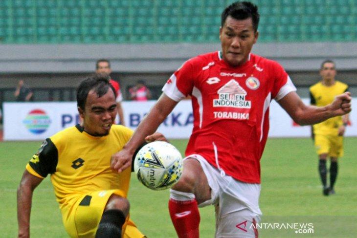 Semen Padang lepas Riski Novriansyah ke  Aceh Babel United