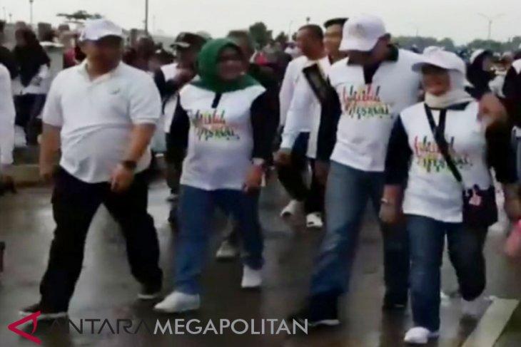 Milennial Road Festival Acara Puncak Polres Bogor