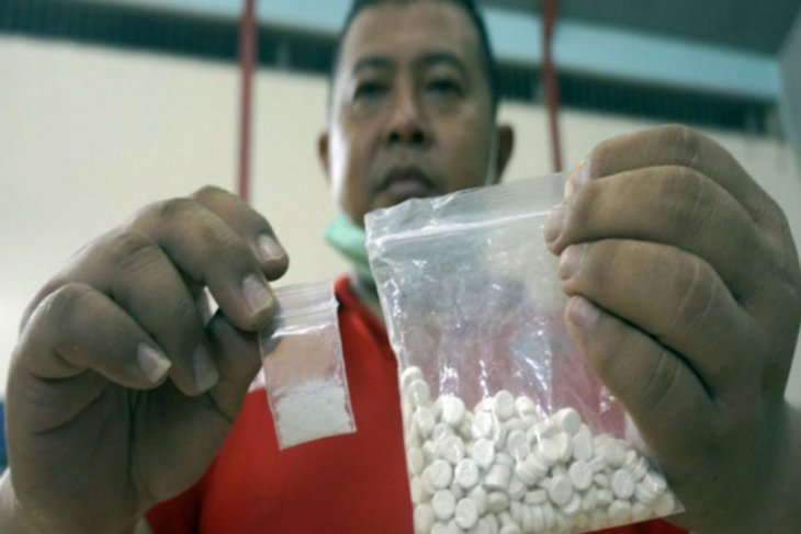 Indonesia still a long way from winning war on drugs