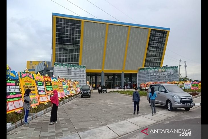 Menristekdikti: 12 new buildings outstanding ULM achievements