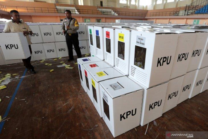 Polda Malut terjunkan 835 personel jaga Pilkada 2020