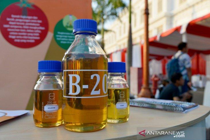 B20 distribution reaches 2.95 million kiloliters of 2019 target