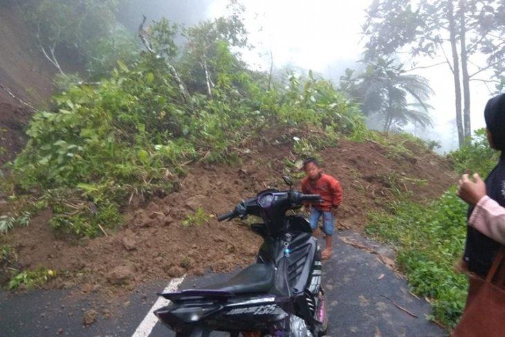 BPBD: Rejang Lebong rawan bencana tanah longsor