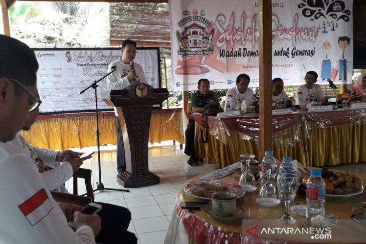 Pemkab Bangka Barat apresiasi gerakan sekolah demokrasi