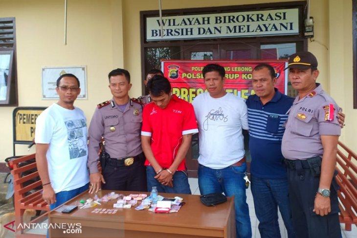 Polsek Curup bekuk pelaku penyalahgunaan narkoba