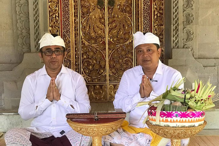 Rai Mantra dan Jaya Negara ucapkan