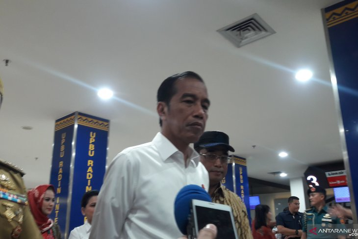 President orders handling of armed criminal group problem in Papua