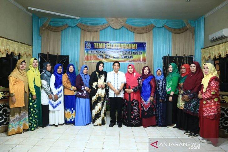 GOW Seruyan berkunjung ke obyek wisata HSS