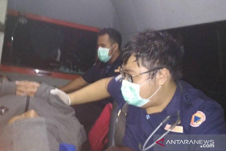 BPBD Bali evakuasi korban kebakaran dan WNA