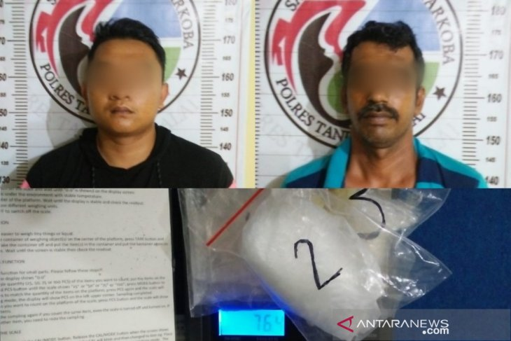 Malaysian arrested in Tanjung Balai for smuggling crystal meth: police