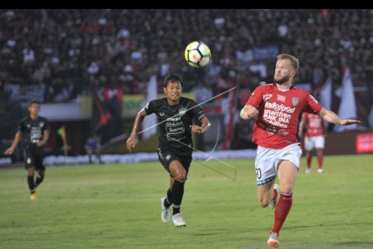 Demi Piala AFC, Melvin Platje berjanji kembali ke Bali United