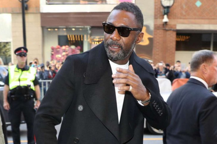 Aktor Hollywood Idris Elba positif corona