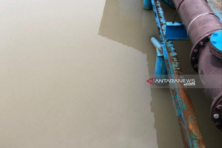 PDAM Muntok keluhkan kondisi air baku
