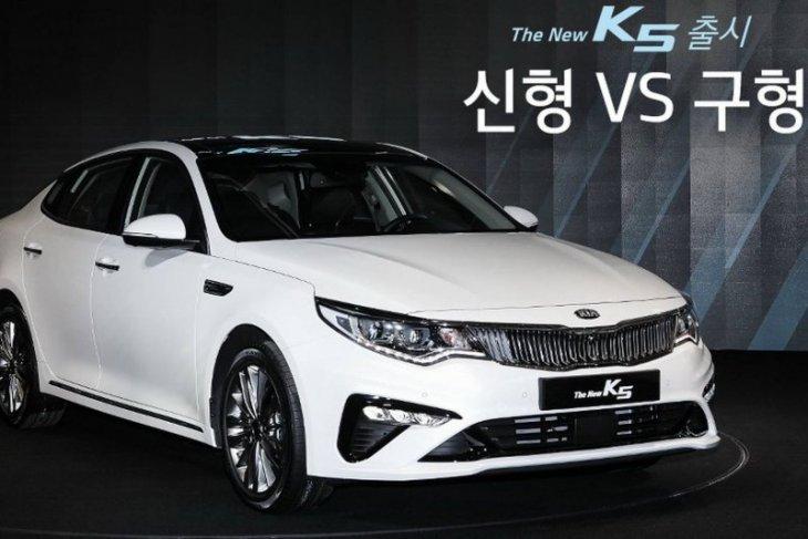 Kia K5 resmi meluncur untuk pasar domestik