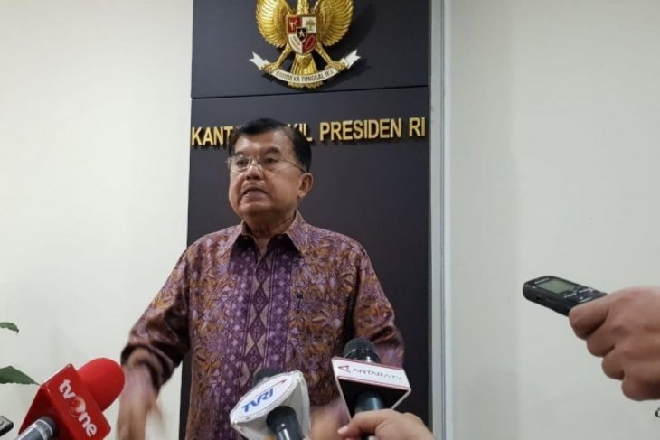 Jusuf Kalla condemns shootings at two mosques in New Zealand